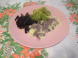 cous cous verdure invernali ricetta cavolo viola broccolo romanesco