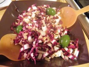 insalata trevigiana bra tenero dop frutta secca aceto balsamico modena