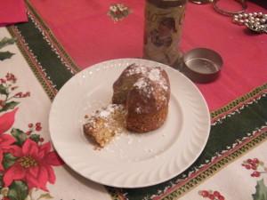 pandoro fatto in casa ricetta natalizia dolci delle feste aroma