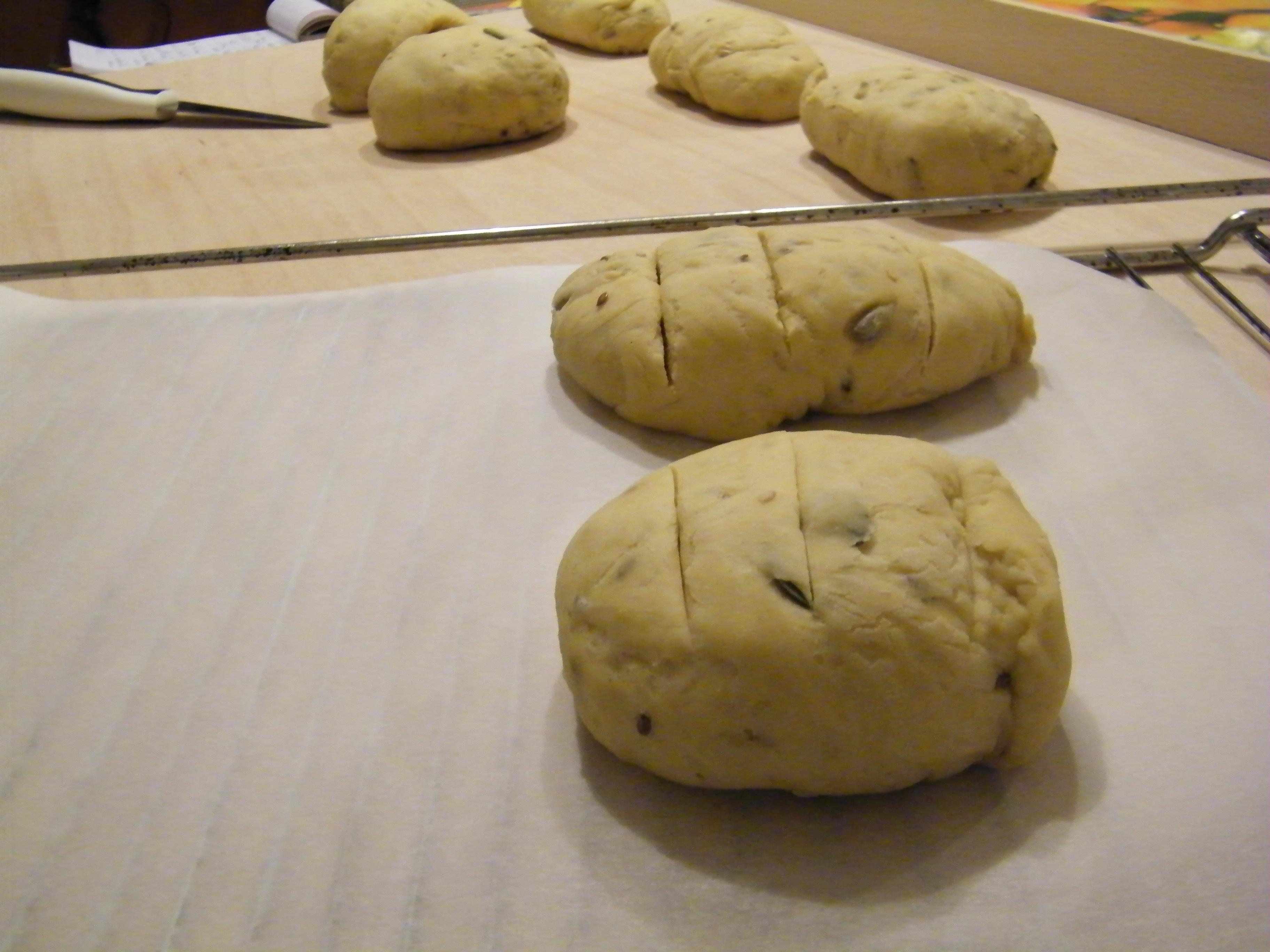 pane di kamut con semi vari 5