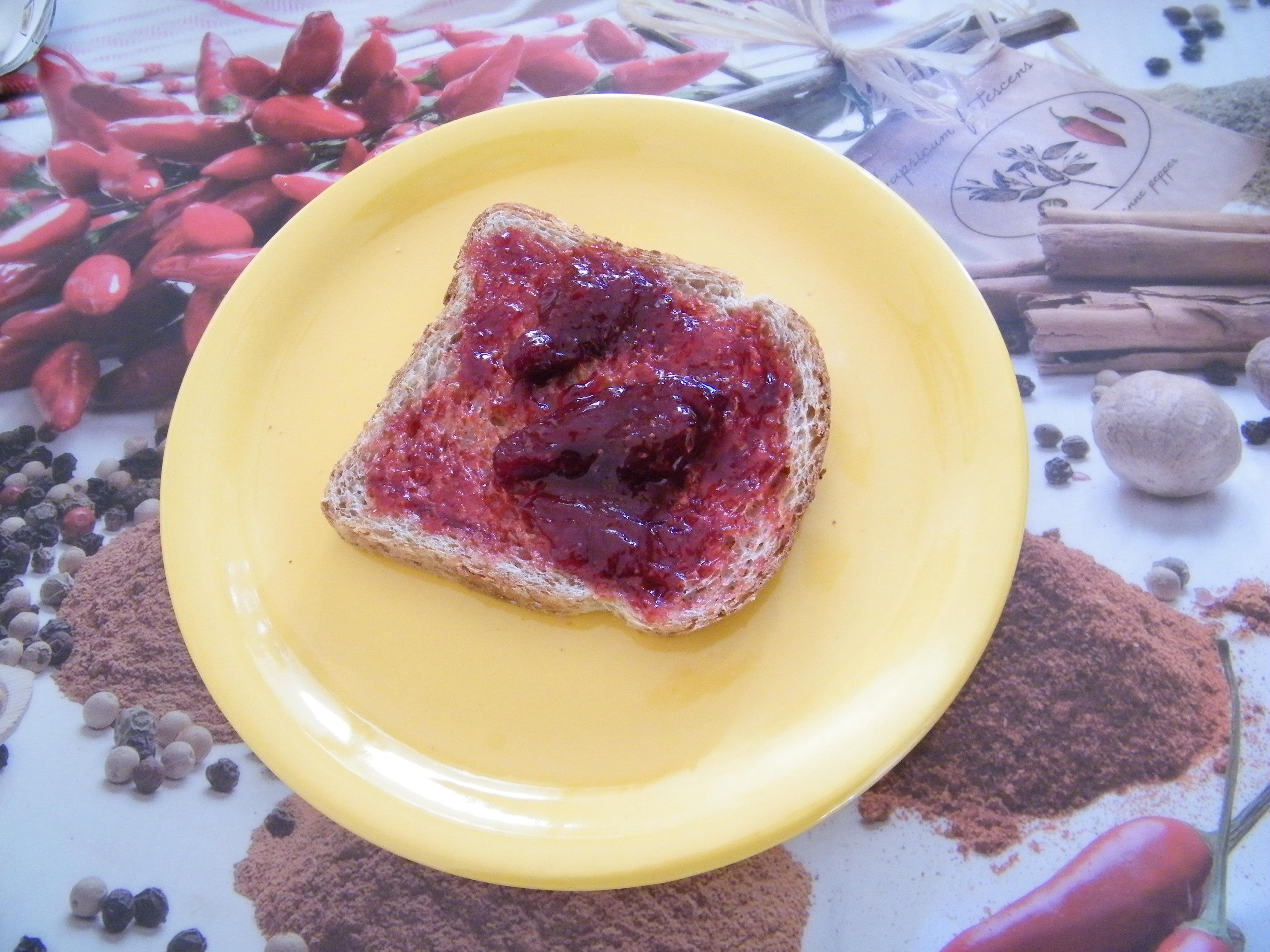 marmellata di fragole 4